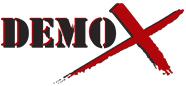 Demox AB Logotyp